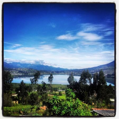 Lake San Pablo